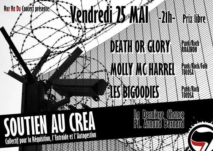 affiche concert 25/05