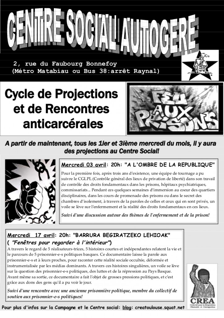 Cycle de Projections CSA